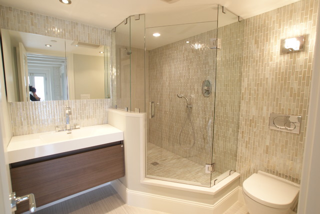 Commercial Wharf modern-bathroom