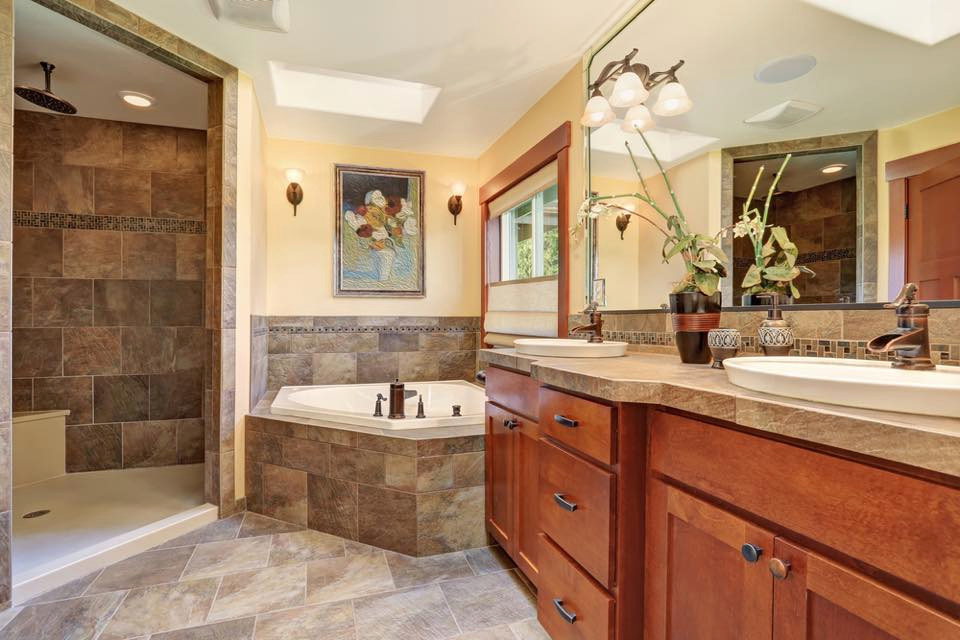 Complete Bathroom Remodel, Arizona Building and Remodeling LLC