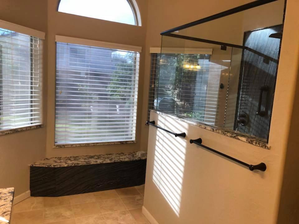 Complete Bathroom Remodel, Arizona Building and Remodeling LLC