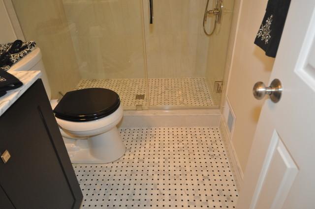 Complete bathroom remodel modern bathroom dc metro for Complete bathroom remodel