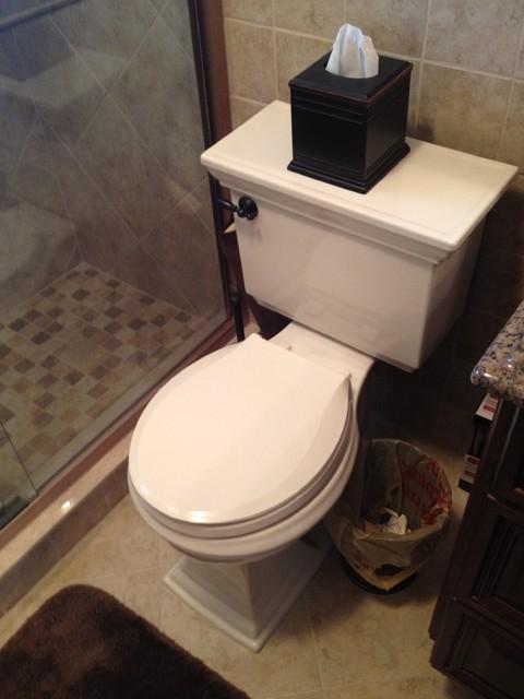 Complete Bathroom Renovation traditional-bathroom