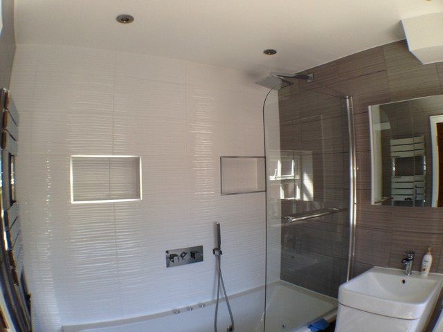 Complete Renovation With Rear Extension North West London