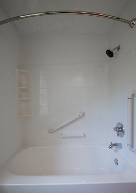 Completed Jobs Contemporary Bathroom Cleveland By Bath Planet Of Northeast Ohio