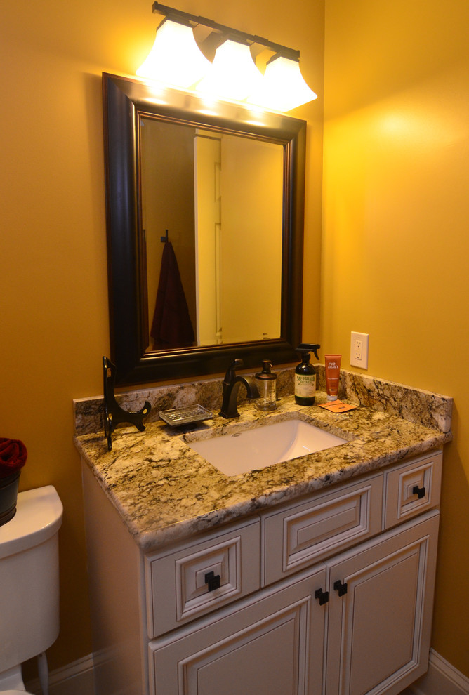 Concord Bathroom Remodel - Transitional - Bathroom ...