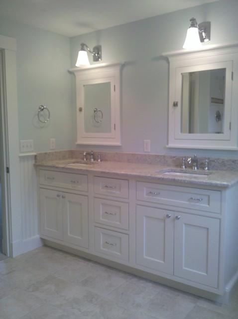 Concord Ranch Conversion traditional-bathroom