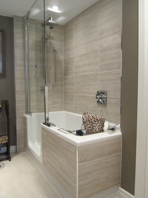 Condo Bathroom Remodel Condo Bathroom Renovation  Contemporary  Bathroom  Toronto .