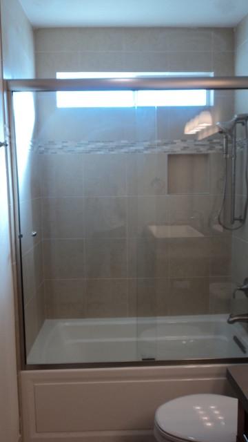Condo Remodel traditional-bathroom
