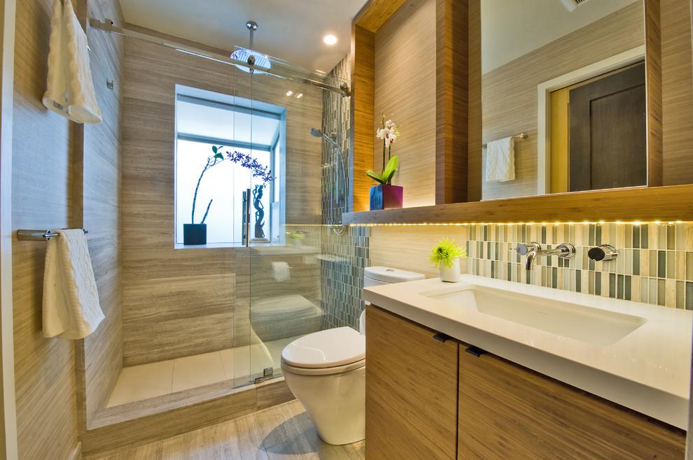 Contemporary Asian Bathroom - Contemporary - Bathroom ...