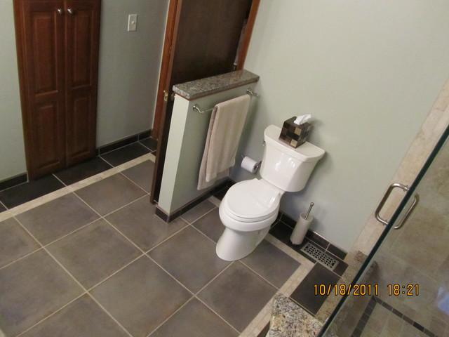 Contemporary Bath modern-bathroom