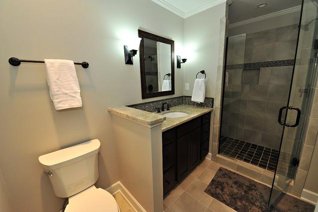 Contemporary Bath Contemporary Bathroom Birmingham