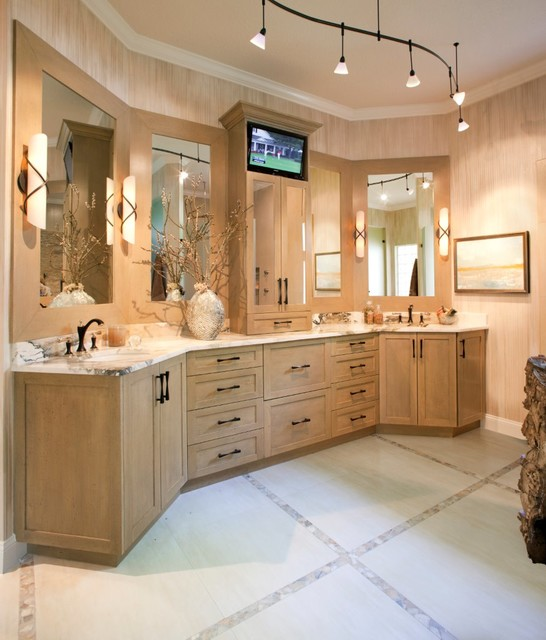 Contemporary Bath Remodel Contemporary Bathroom Jacksonville By H Stern Interiors