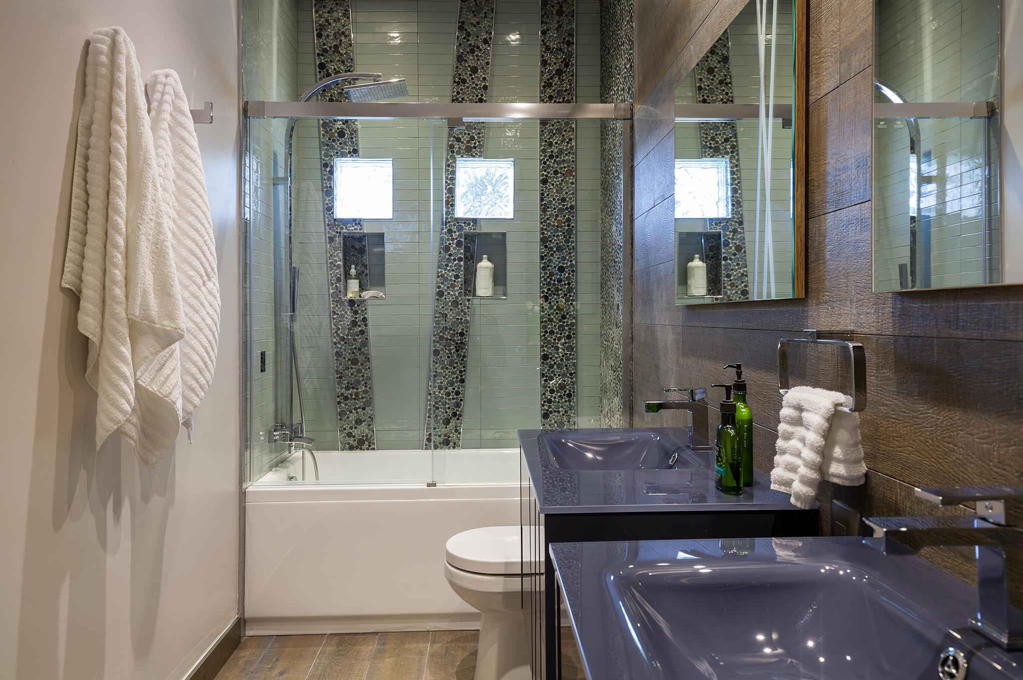 Contemporary Bath Renovation