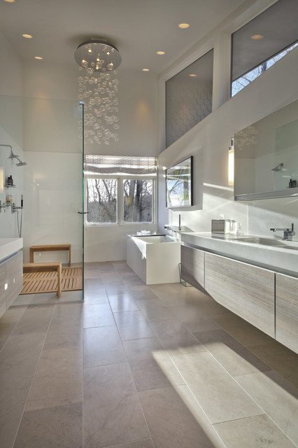 Contemporary Bath contemporary-bathroom