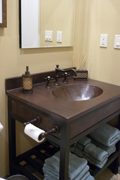 Side splash or not opinions please - Bathroom vanity backsplash or not ...