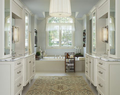 Franklin Master Bath contemporary bathroom
