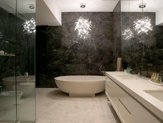 apaiser haven bathtub with base contemporary bathroom melbourne by ap. Black Bedroom Furniture Sets. Home Design Ideas