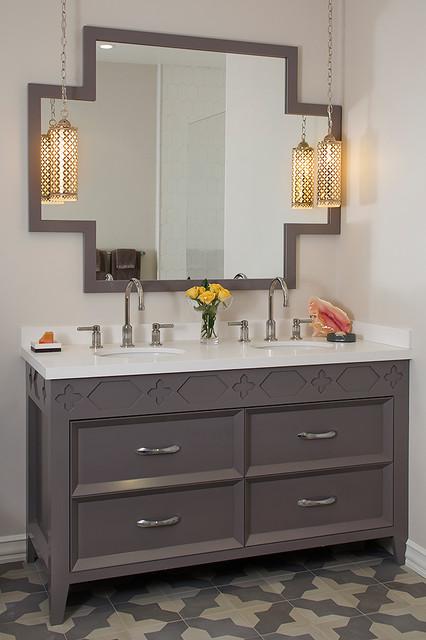 San francisco european style contemporary bathroom for Bathroom design san francisco