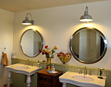 Barn Light Bedrooms And Bathrooms Contemporary Bathroom Tampa By Barn Light Usa