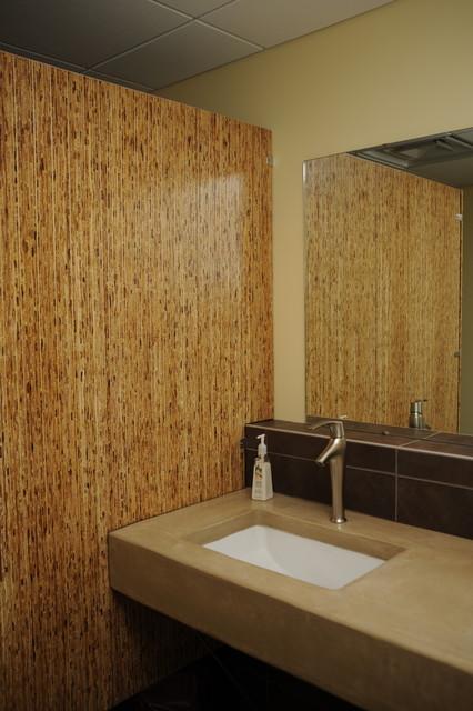 Contemporary Bathroom modern-bathroom