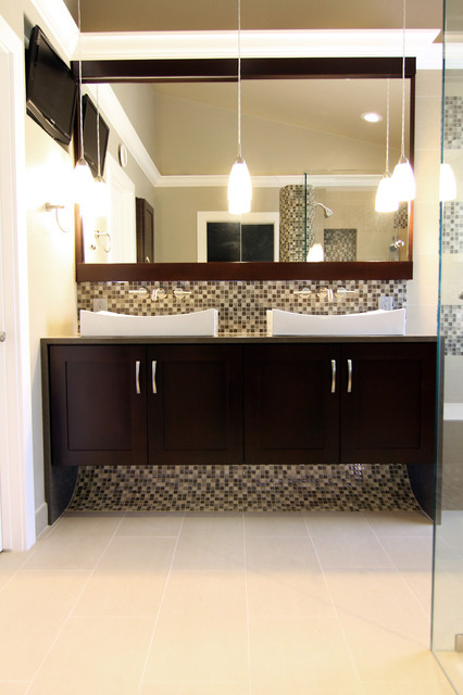 SD master bathroom - 1 contemporary-bathroom