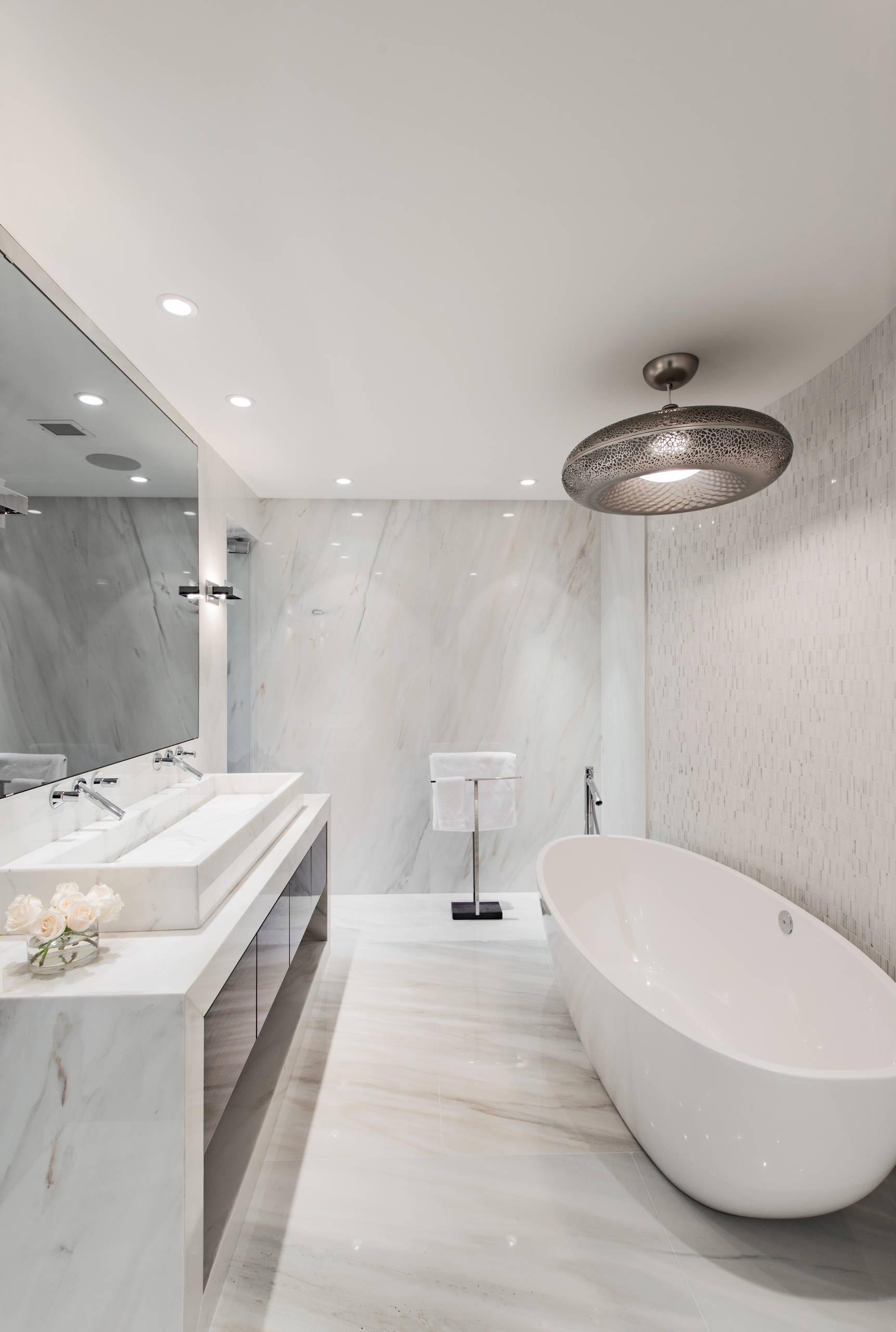Waterfall Vanity Houzz, Waterfall Bathroom Vanity