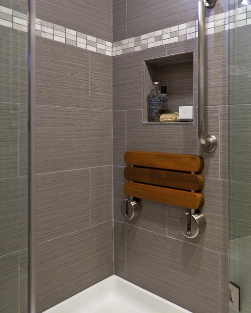 Интериори - идеи: Пейка в банята