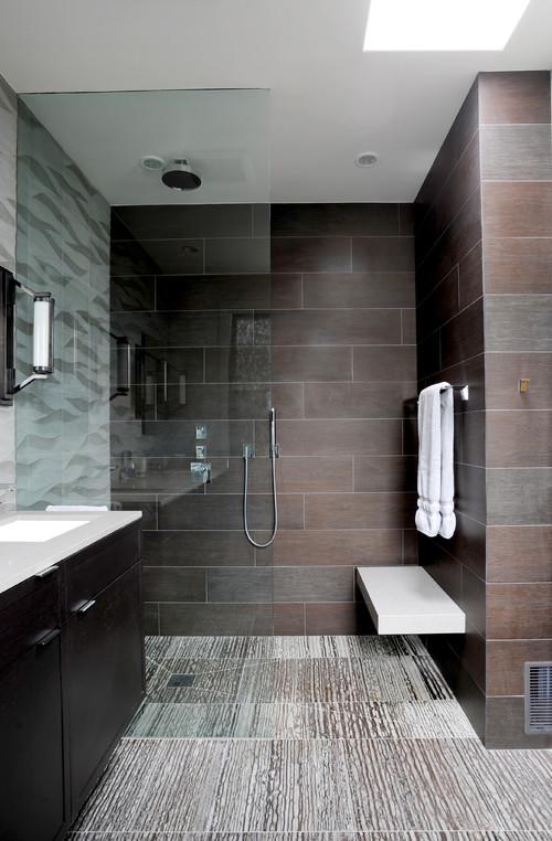 are they 12 x 24 - 12 X 12 Bathroom Designs