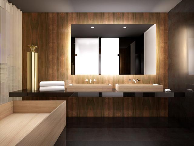 Icon Residence contemporary-bathroom