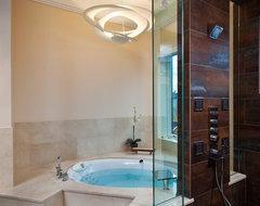 2661 North Lincoln Avenue - Lincoln Park Plaza contemporary-bathroom