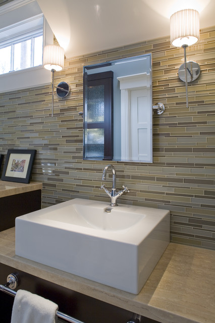Master Bath contemporary bathroom