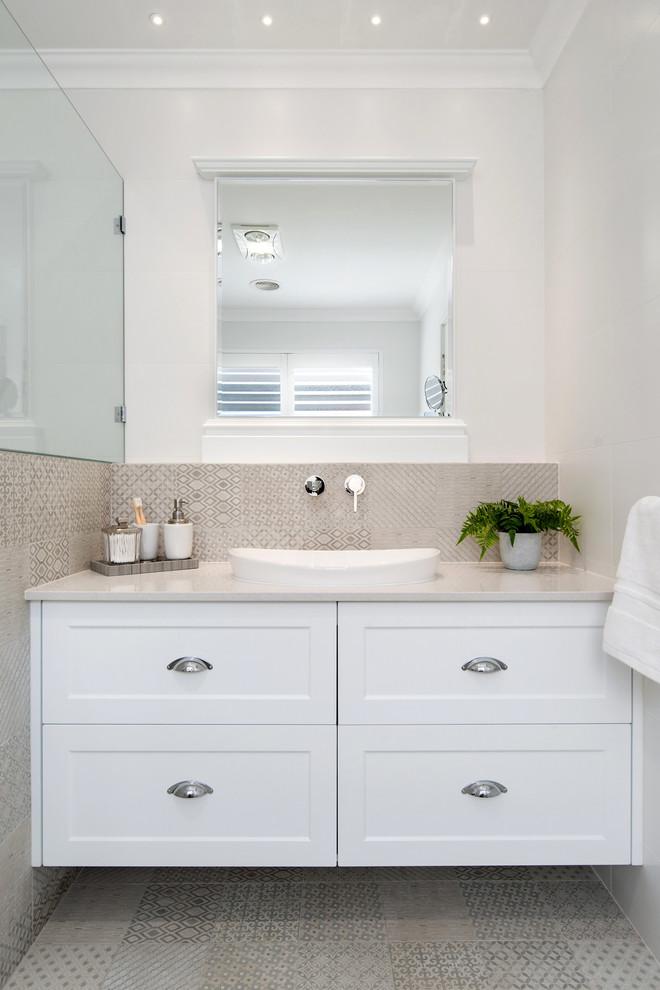 Contemporary Bathroom Ideas - Transitional - Bathroom ...