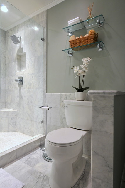 Recent Projects contemporary-bathroom
