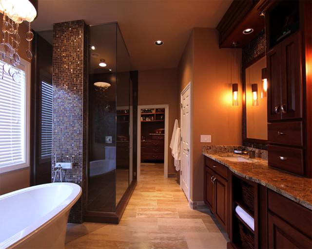 Boyd Master Bathroom contemporary-bathroom