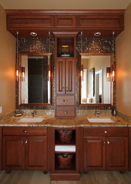 Jason Ball Interiors contemporary-bathroom
