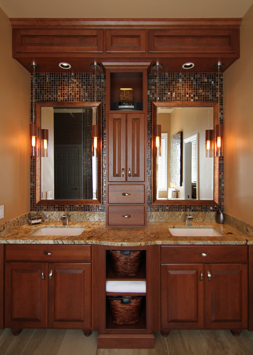 Jason Ball Interiors contemporary bathroom