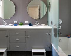 Kids' Bathroom contemporary-bathroom