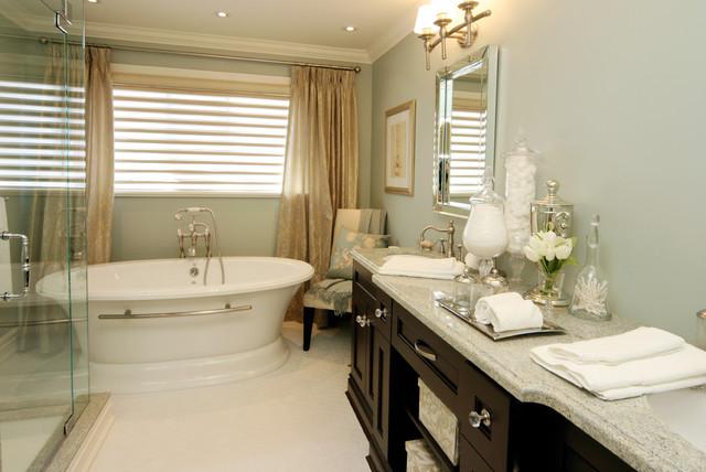 Jennifer Brouwer Design Inc traditional-bathroom