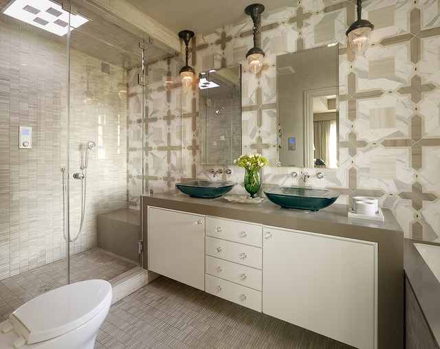 Kohler contemporary bathroom
