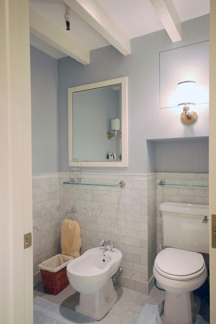 Contemporary bathroom - Houzz salle de bain ...