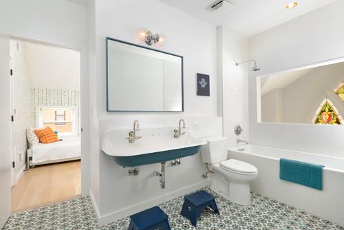 Great Contemporary Bathroom
