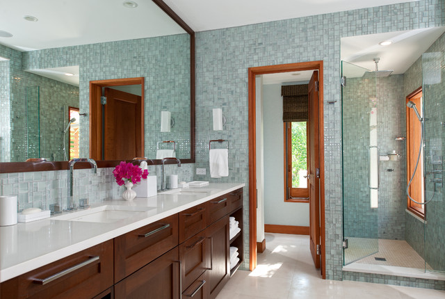 Terrapin Residence contemporary bathroom