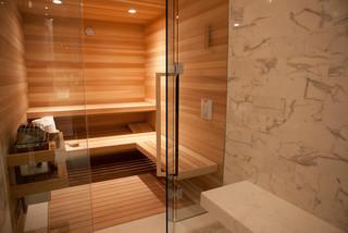 Steam room contemporary bathroom san francisco by - Bathroom vanities san francisco area ...