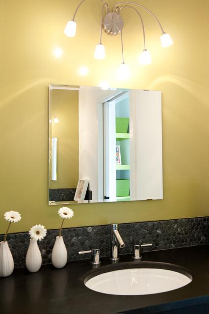 Fabulous PreFab contemporary-bathroom