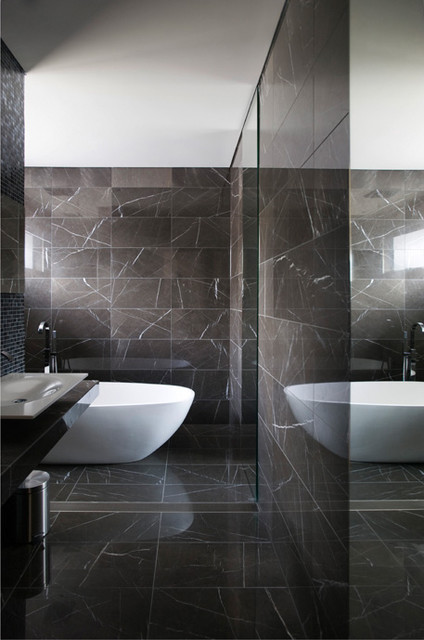 Dark Bathrooms Look Sexy Contemporary Bathroom Other Metro besides Small Bedroom Wallpaper Decoration Effect Figure 2013 additionally Luxurious Lavender Lavatory Modern Bathroom Houston in addition Bibliotheque Ouverte Etageres Design Sejour 15 likewise Modern Apartment Design Interior Tectus. on interior design for living rooms