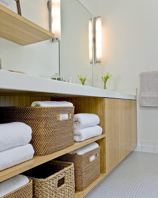 Contemporary Bathroom Mix contemporary-bathroom