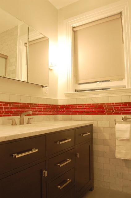 Modern bathroom remodel San Francisco contemporary-bathroom