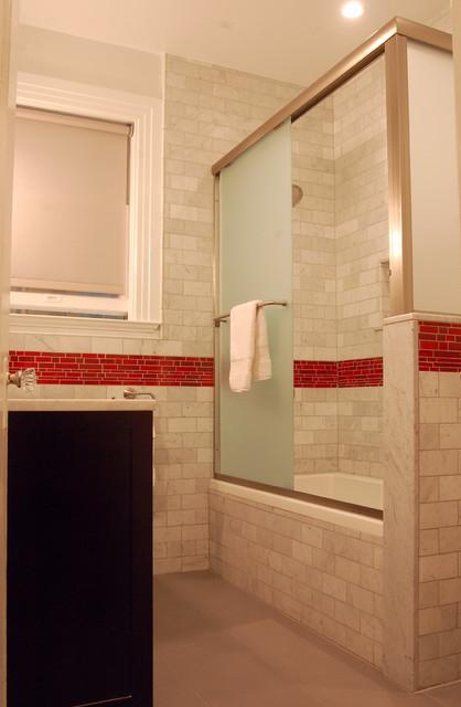 Modern Bathroom Remodel San Francisco