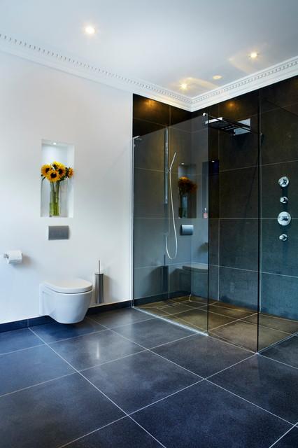Wimbledon av perfection contemporary bathroom london for Home automation shower