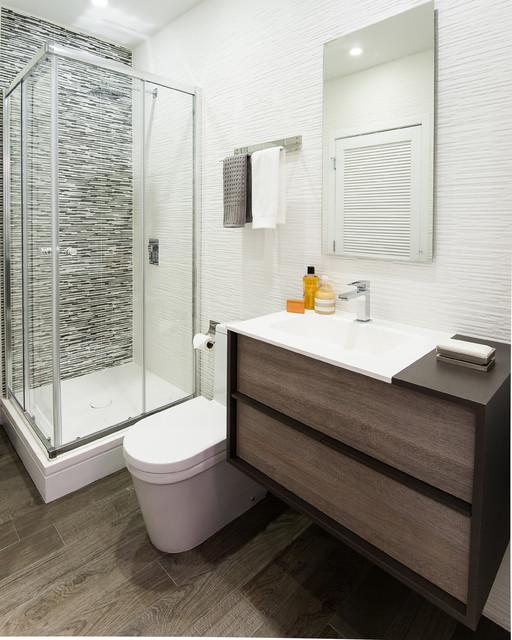 Stephen Clark Residence Washington Dc Contemporary Bathroom Dc Metro By Porcelanosa Usa