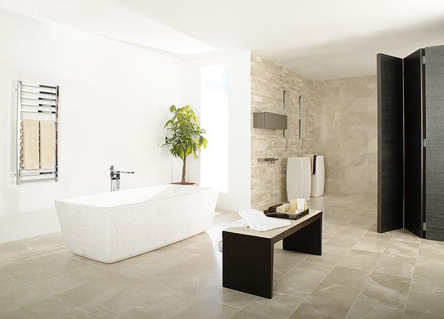 Bathrooms - Contemporary - Bathroom - by Porcelanosa USA
